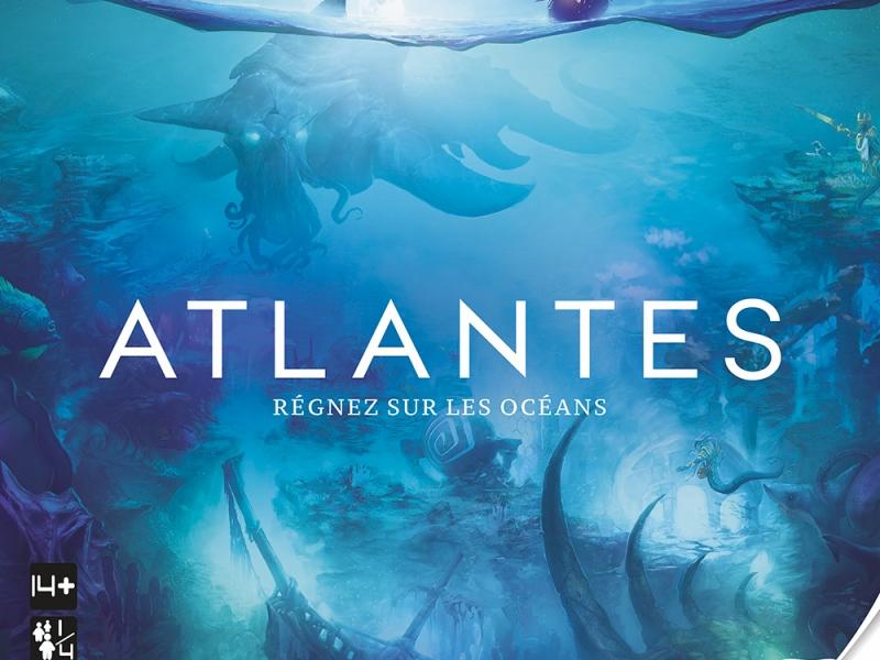 Notre avis sur Atlantes chez Gigamic
